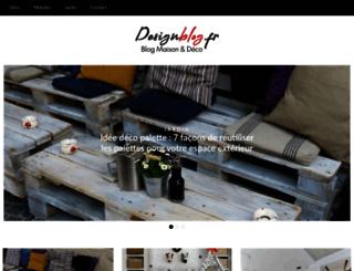 designblog.fr screenshot
