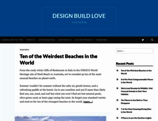 designbuildlove.co screenshot