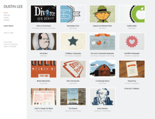 designbydustin.com screenshot