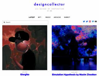 designcollector.net screenshot