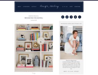 designdarling.com screenshot