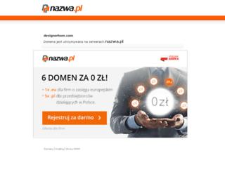 designerhom.com screenshot