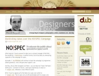 designers-who-blog.com screenshot