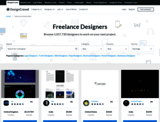 designers.designcrowd.co.in screenshot