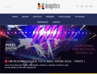 designfera.blogspot.pt screenshot