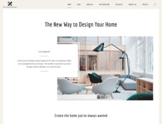 designingthehamptons.com screenshot