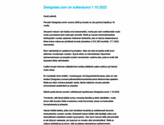 designlasi.com screenshot