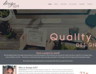 designloftinc.com screenshot