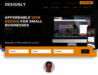 designly.com screenshot