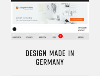 designmadeingermany.de screenshot