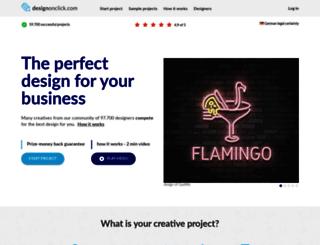 designonclick.com screenshot