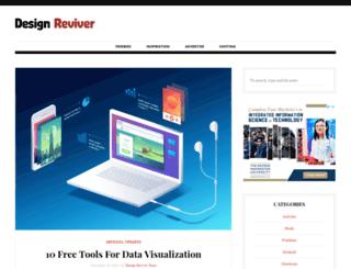 designreviver.com screenshot