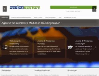 designsektor.de screenshot