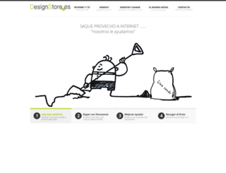 designstore.es screenshot
