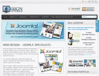 designveteran.com screenshot