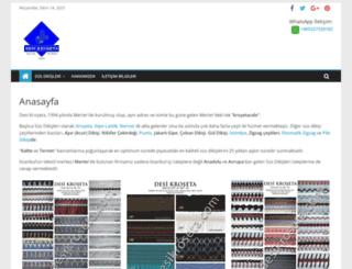 desikroseta.com screenshot
