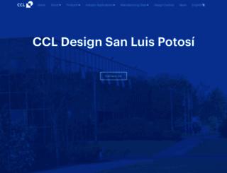 desin.com.mx screenshot