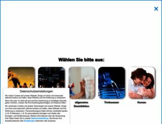desinfektion-rf.de screenshot