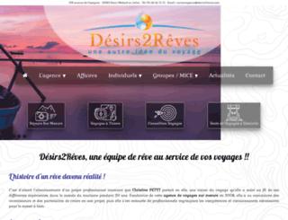 desirs2reves.com screenshot