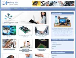 desktopplus.com screenshot