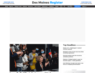 desmoines.momslikeme.com screenshot