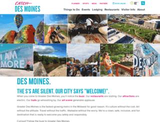 desmoinesia.com screenshot