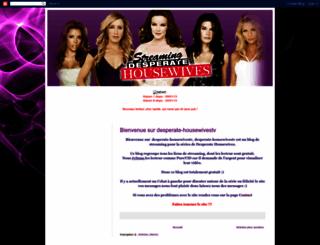 desperate-housewivestv.blogspot.fr screenshot