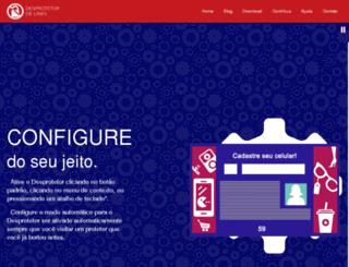 desprotetor.com.br screenshot