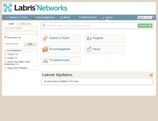 destek.labristeknoloji.com screenshot