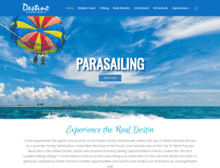 destinboardwalk.com screenshot