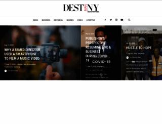 destinyman.com screenshot