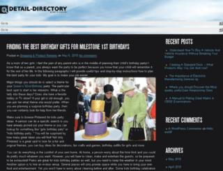 detail-directory.com screenshot