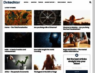 detechter.com screenshot