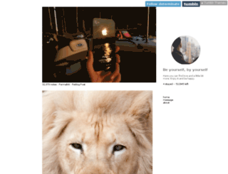 determinate.tumblr.com screenshot
