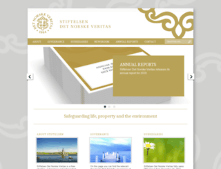 detnorskeveritas.com screenshot