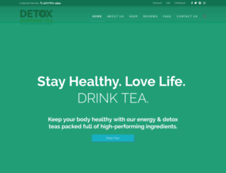 detox-supreme-tea.com screenshot