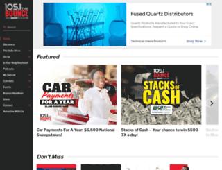 detroitsports1051.com screenshot