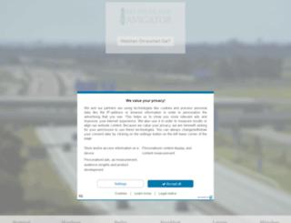 deutschland-navigator.de screenshot
