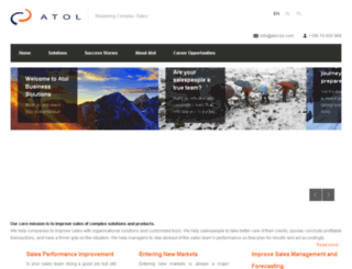 dev.atol-bs.com screenshot
