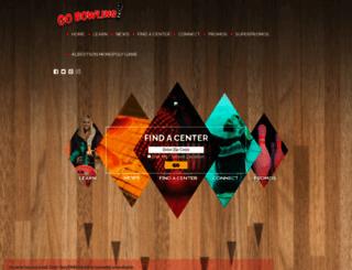 dev.gobowling.com screenshot