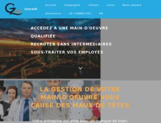 dev.isharehr.com screenshot