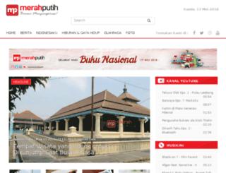 dev.merahputih.com screenshot