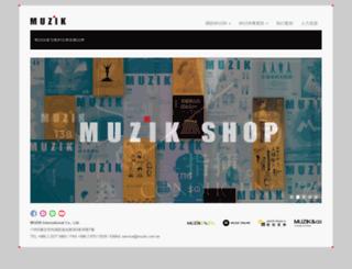 dev.muzik-online.com screenshot