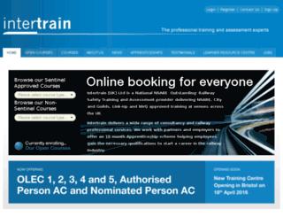 dev.railway-training-courses.com screenshot