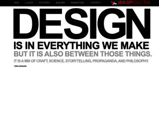 dev.waspdigital.com screenshot