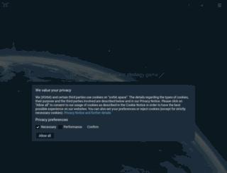 dev.xorbit.de screenshot