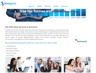 devahuthi.com screenshot