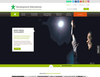 devalt.org screenshot