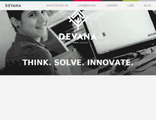 devana.rs screenshot