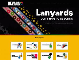 devara.com screenshot